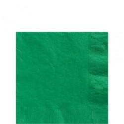 Servetten groen 20 stuks