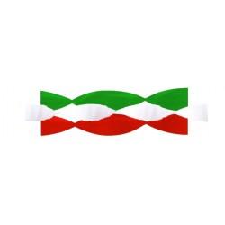 Slingers groen-wit-rood 3x6 meter
