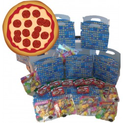 Pizza Traktatiepakket