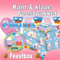 Peppa Big Feestversiering