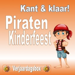 Piraten Kinderfeest!