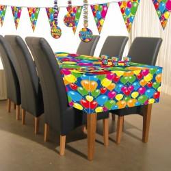 Tafelkleed ballonnen