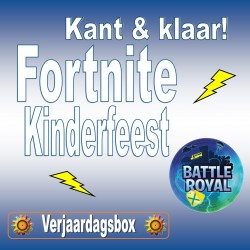 Fortnite kinderfeest!