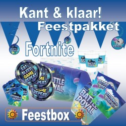 Fortnite Feestversiering