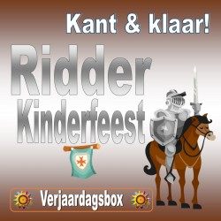 Ridder Kinderfeest!