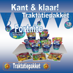 Fortnite traktatiepakket