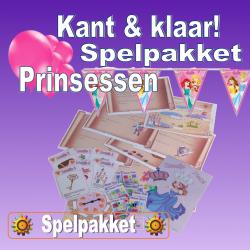 Prinsessen Spelpakket