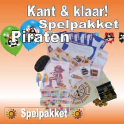 Piraten Spelpakket