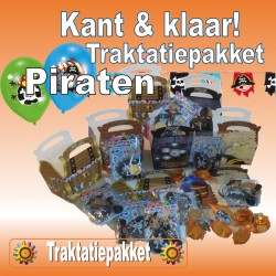 Piraten Traktatiepakket