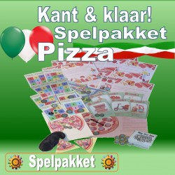 Pizza Spelpakket