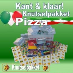 Mini pizzadoosjes...