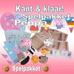 Peppa Spelpakket