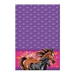 Paarden tafelkleed