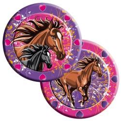 Paarden borden