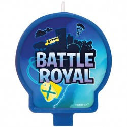 Battle Royal Kaars - 7cm