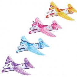 Eenhoorn vliegtuigje