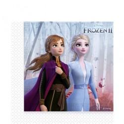 Frozen II Feest Servetten
