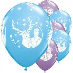 Frozen II Feest Ballonnen