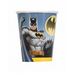 Batman Bekers - 8 stuks