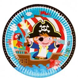 Piraten Feest Borden