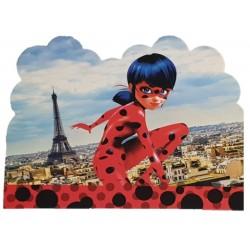 Lady Bug Miraculous Tafelkleed