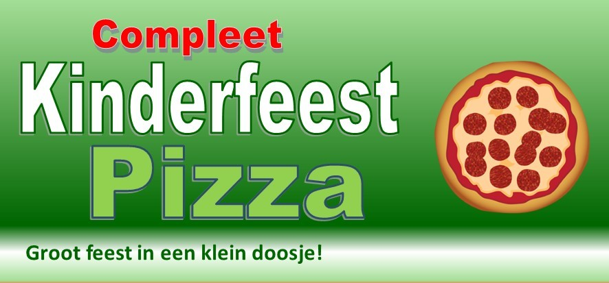 Pizza feest